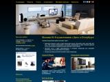 Сайт магазина Hi-fi аудиотехники «Диез»
