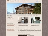 Сайт апартаментов «Дом Солнца»